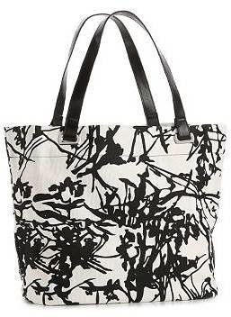 Kelly & Katie Lawrence Printed Tote