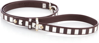 Henri Bendel Stripe Dog Leash