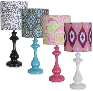 Bed Bath & Beyond Rebecca Table Lamp in White