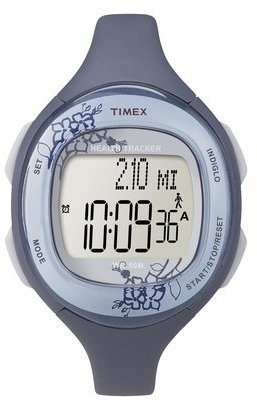Timex Women's Digital Health and Fitness Watch - Navy