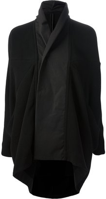 Rick Owens long oversized blazer