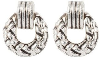 Susan Caplan Vintage 1990s Vintage Monet Dainty Clip-on Earrings