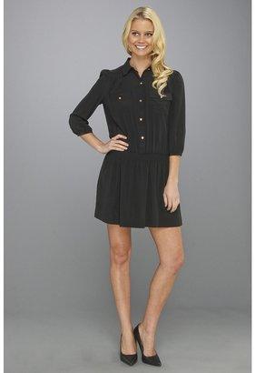 Juicy Couture Lauren Dress (Pitch Black) - Apparel
