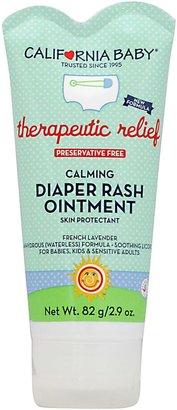 California Baby 2.9 oz.CalmingTM Diaper Rash Cream
