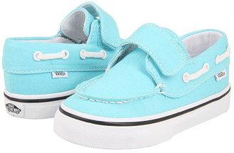 Vans Kids Zapato Del Barco V (Toddler)