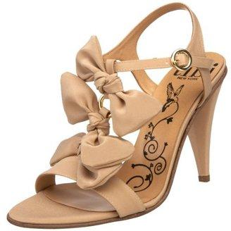 Tibi Women's Jardin T-Strap Sandal
