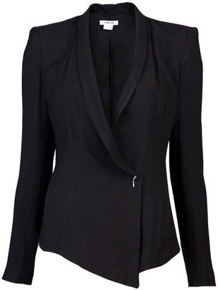 Helmut Lang Shawl collar jacket