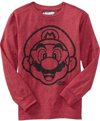 Old Navy Boys Super Mario Bros.™ Graphic Tees