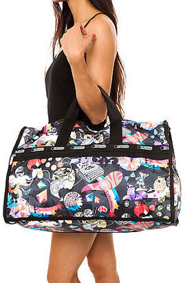 Le Sport Sac The Mojo Magic Large Weekender Bag