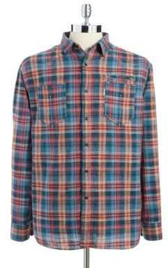 Levi's Plaid Sports Shirt