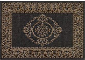 Couristan antique medallion rug - 5'3'' x 7'6''