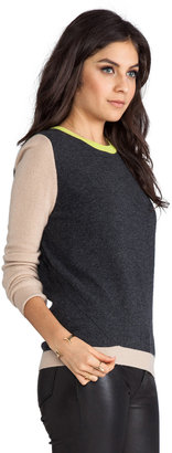 Shae Slit Back Pullover