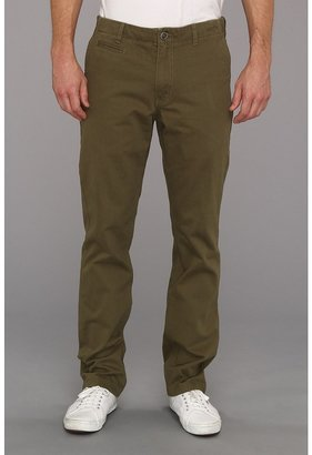 Hurley Corman Worker Chino Pant (Fort Green) - Apparel