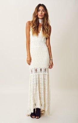 Nightcap FLORENCE LACE BRIDAL DRESS