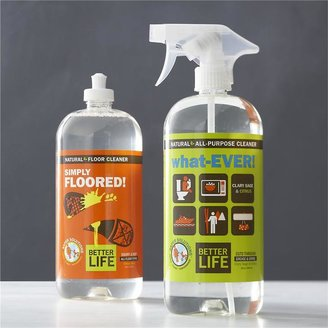 Crate & Barrel Better Life ™ What-EVER! ™ Natural All-Purpose Cleaner