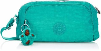 Kipling Women's New Abela Shoulder Bag K12443B32 Paradise Green