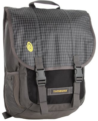 Timbuk2 Swig Laptop Backpack (Indie Plaid/Reso Yellow) - Bags and Luggage
