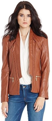 GUESS by Marciano Mina Leather Jacket