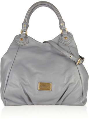Marc by Marc Jacobs Classic Q Francesa textured-leather tote