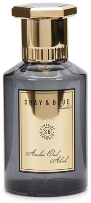 Shay & Blue Amber Oud Ahad Eau De Parfum 100ml