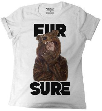 Workaholics Fur Sure Boyfriend Jr Tee