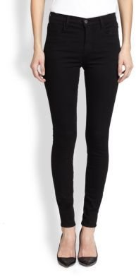 J Brand Maria High-Rise Skinny Jeans