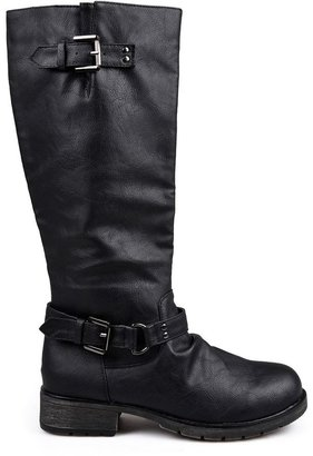 Journee Collection Hope Tall Riding Boots - Women