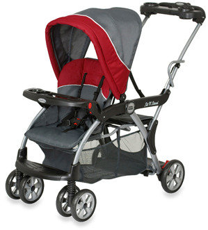 Baby Trend Sit 'n Stand Deluxe Stroller - Baltic