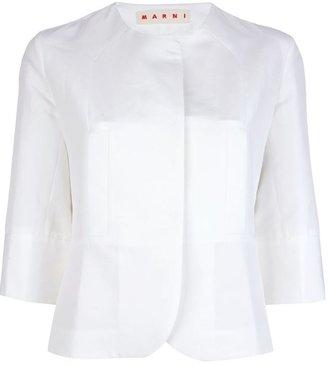 Marni cropped jacket