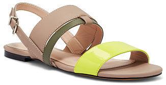 Victoria's Secret Collection Color-strap Sandal