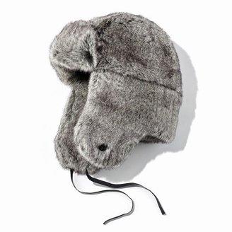 Vera Wang Simply vera faux-fur trapper hat