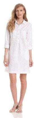 Calvin Klein Jeans Women's Long Sleeve Shirtdress