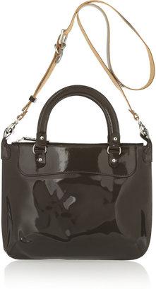 Marni Patent-leather shoulder bag