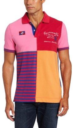 Façonnable Men's Nautical Colorblock Polo