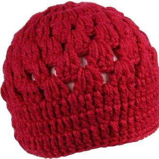 Forever 21 Chunky Crochet Beanie