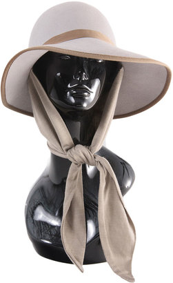 American Apparel Scarf Tie Hat