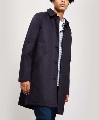 A.P.C. Mac Ville Cotton Overcoat