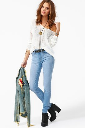Nasty Gal Waisted Skinny Jeans