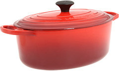 Le Creuset 6.75 Qt. Signature Oval French Oven