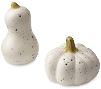 Williams-Sonoma Harvest Pumpkin Salt & Pepper Shakers, Set of 2