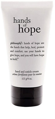 philosophy Hands of Hope Hand and Cuticle Cream 4oz