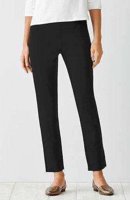 J. Jill Wearever Smooth-Fit slim ankle pants