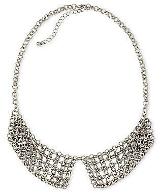 JCPenney Decree® Rolo Chain Collar Necklace