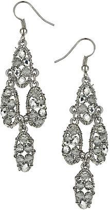 Wallis Crystal Chandelier Earrings