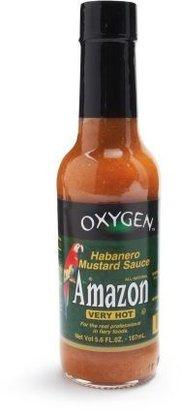Sur La Table Oxygen Habanero Mustard Hot Sauce