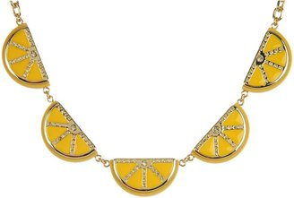 Marc by Marc Jacobs Fruits Slice Necklace