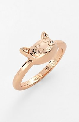 Marc by Marc Jacobs 'Dynamite - Rue' Cat Ring