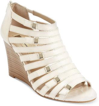INC International Concepts Women's Shoes, Dionne Wedge Sandals