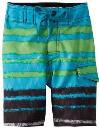 Micros Little Boys' Paint Toddler's Board Short