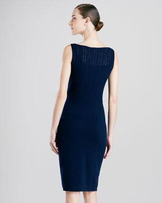 Elie Tahari Anika Fine Merino Dress